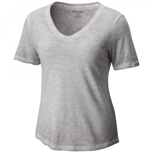 Columbia Women's Sandy River Treatment Short-Sleeve Tee - Size L