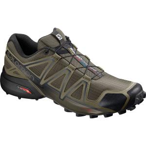 Salomon Men's Speedcross 4 Shoes, Wide - Size 9