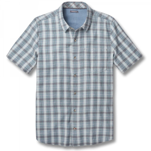 Toad & Co. Men's Airscape Short-Sleeve Shirt - Size M
