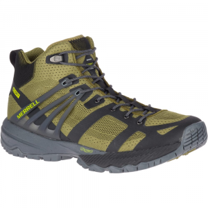 Merrell Men's Mqm Ace Mid Waterproof Hiking Boot - Size 8