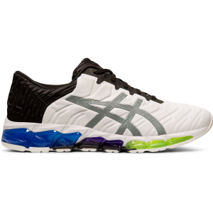 Extra bouncy and remarkably comfortable, the men\\\'s GEL-QUANTUM 360 5 sportstyle shoe blends...