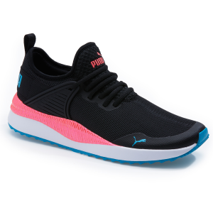 Take your workout to the next level with these functional women\\\'s athletic shoes from Puma....