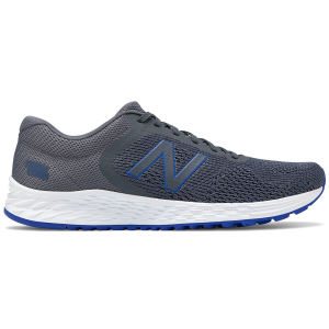 The Men\\\'s Fresh Foam Arishi V2 Running Shoes from New Balance have a sleek and sophisticated...
