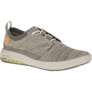 Live off the grid with Gridway. Designed with a 100% recycled yarn-knit upper, sustainable EVA...