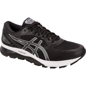 Run further than you thought possible in the Men\\\'s GEL-NIMBUS 21 Running Shoe from ASICS. The...
