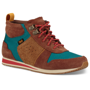 Lightweight, retro-inspired sneakers designed with our 80s heritage in mind, the Highside Mid...