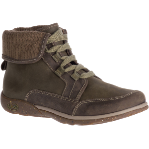 With tonal wools that compliment waterproof leather, the fold-down Barbary boot hits the perfect...
