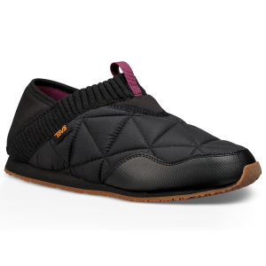 These comfy women\\\'s travel shoes are part sneaker, and part sleeping bag. The durable...