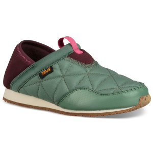 The Girls\\\' Ember Moc shoe is built like a sneaker with the comfort of a sleeping bag. With warm,...