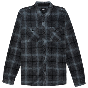 The men\\\'s Glacier Peak shirt from O\\\'Neill features functional style and quality fleece...