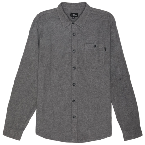 This men\\\'s button-down flannel creates a classic, yet relaxed style. It is constructed from a...