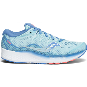 A good running shoe offers reliable comfort and support. The wide fit Ride ISO 2 delivers the...