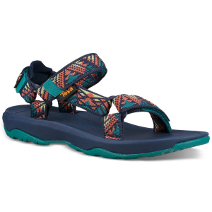 Teva gave the iconic Hurricane XLT a fresh comfort upgrade, outfitting it with soft heel-strap...