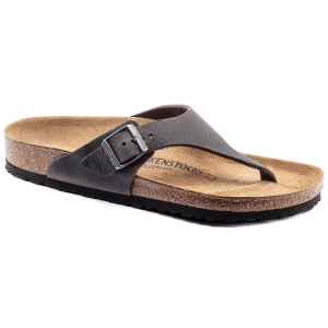 The Birkenstock Men\\\'s Como Thong Sandal is a stylish thong sandal that tapers off as it gets...