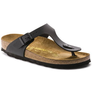 The Birkenstock Women\\\'s Gizeh Thong Sandal is an iconic classic with signature support and a...