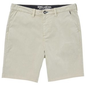 A modern hybrid short with a well-worn fade. The over-dyed New Order X combines Billabong...