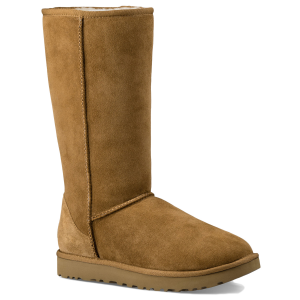 The Ugg Women\\\'s Classic Tall II Boot was originally worn by surfers to keep warm after...
