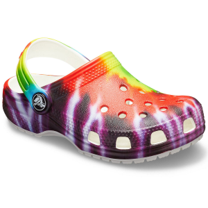 Easy on, easy off. Just like the adult version, these kids\\\' Crocs offer incredible comfort and...