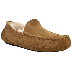 With the look of a loafer and the softness of the slipper, the Ascot is your everyday go-to. A...