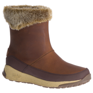 Boot up for autumn\\\'s storms and winter\\\'s worst. Naturally insulated with a recycled coffee...