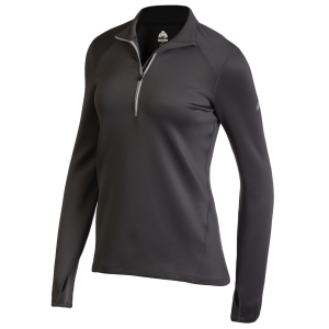 EMS Women's Heavyweight Synthetic Base Layer 1/2-Zip Pullover