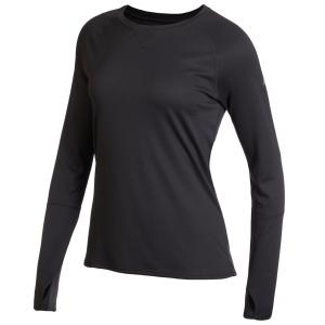 EMS Women's Medium Weight Synthetic Base Layer Crewneck Shirt