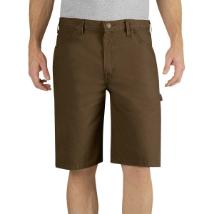 Built for work and play, this short has an 11 in. inseam that hits just above the knee. Sanded...
