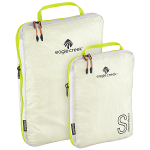 Rid your bag of the excess air that\\\'s taking up space by compressing it away with all new...