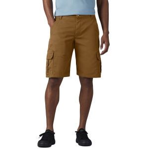 These Cargo Shorts are made of a cotton-stretch blend with Flex fabric and a Flex waistband for...