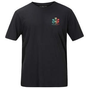 The Hurley Get Shacked Tee is crafted with a lighter, premium yarn for a high-quality feel.. ....