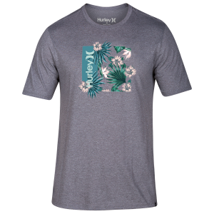 This men\\\'s tri-blend graphic tee delivers a casual graphic print, and soft fabric for...