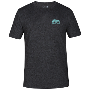 The Hurley Siro Daybreak T-Shirt is made with heathered fabric for a soft-to-the-touch wear.. ....