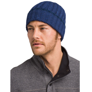 Fully lined in soft, insulating fleece, the Lebon men\\\'s beanie is a cold-weather favorite you\\\'ll...