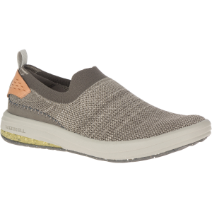 Live off the grid with Gridway Moc. Designed with a 100% recycled yarn-knit upper, sustainable...