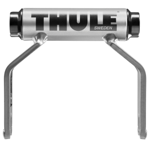 Patented adapter design allows you to carry 15 mm front suspension forks on existing Thule and...