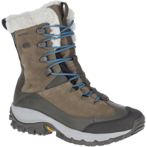 Built by women, for women, this capable winter hiking boot features insulation technology where...
