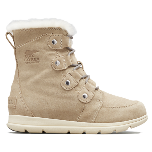 The Joan boot combines the warmth of a cozy winter boot with the comfortable fit of a sneaker....