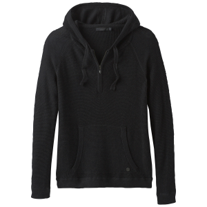 Celebrate sweater and sweatshirt season with the cozy Women\\\'s Milani Hoodie. The quarter zip...