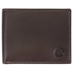 This unisex Timberland wallet is made from soft and durable genuine leather. It features an...