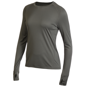 EMS Women's Lightweight Synthetic Base Layer Crewneck Shirt