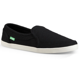 These casual women\\\'s slip-on sneakers brings together a natural textile and easy slip on sneaker...
