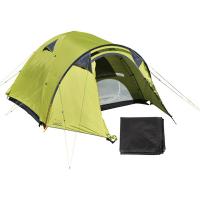 Peregrine Radama 6 Person Tent + Footprint Combo