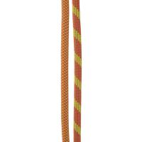 New England Ropes Glider Bi 9.9 Mm X 60M Rope, 2X Dry, Desert Sun