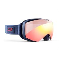 Julbo Aerospace Goggles, Military Blue/red - Zebra Light Red
