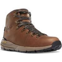 Danner Men's Mountain 600 Waterproof Hiking Boots, Rich Brown - Size 10.5