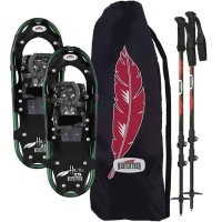 Redfeather Hike Series 8 X 25 Snowshoes Kit