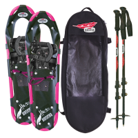 """Redfeather Hike Series 7.5"""" X 22"""" Women's Snowshoes Kit"""