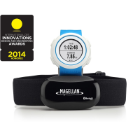 Magellan Echo Watch With Heart Rate Monitor