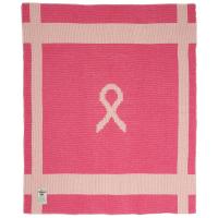 Woolrich Breast Cancer Awareness Throw