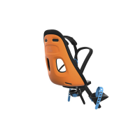 Thule Yepp Next Mini Child Bike Seat, Vibrant Orange